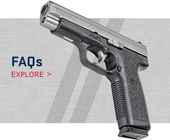 FAQs tile realigned home kahr arms a leader in technology and innovation