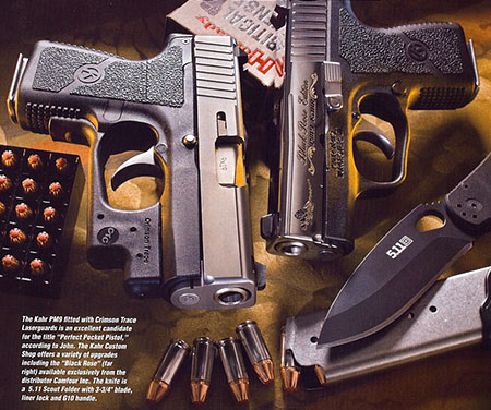 POCKET PISTOL PERFECTION - Kahr Arms - A leader in