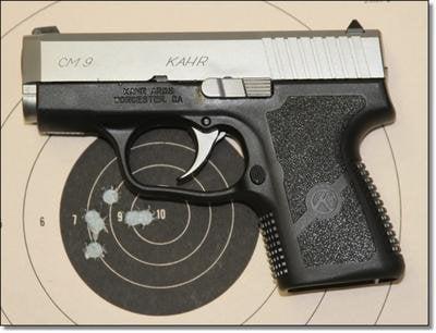 The Kahr CM9 - Kahr Arms - A leader in technology and innovation