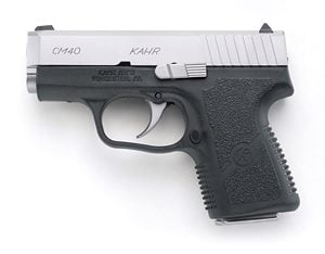 Kahr introduces the new ultra-compact, value priced CM40