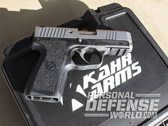 The Kahr Arms S9 Pistol: The Quintessential Concealed Carry Pistol