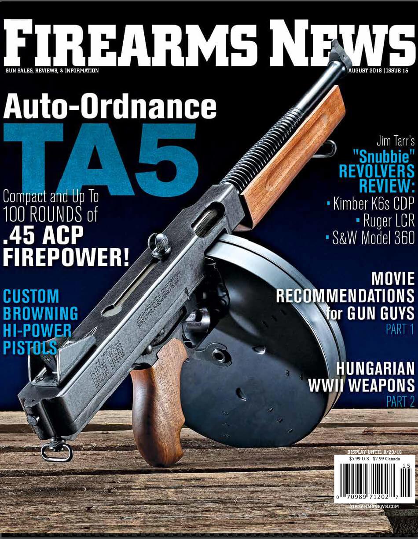 45 Acp Revolver Review
