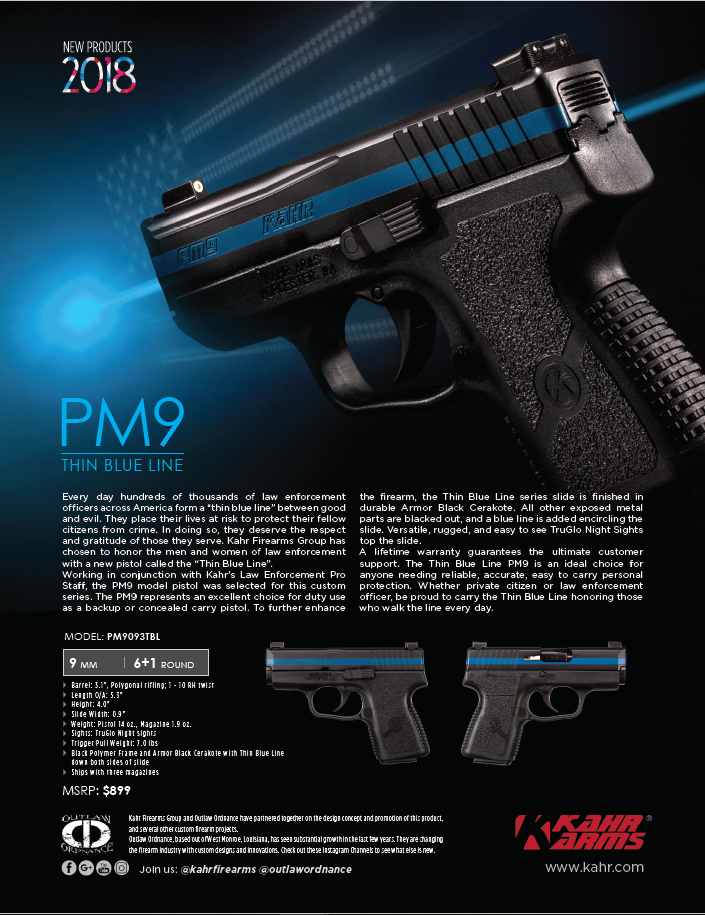 pm9 brochures manuals kahr arms a leader in technology and innovation