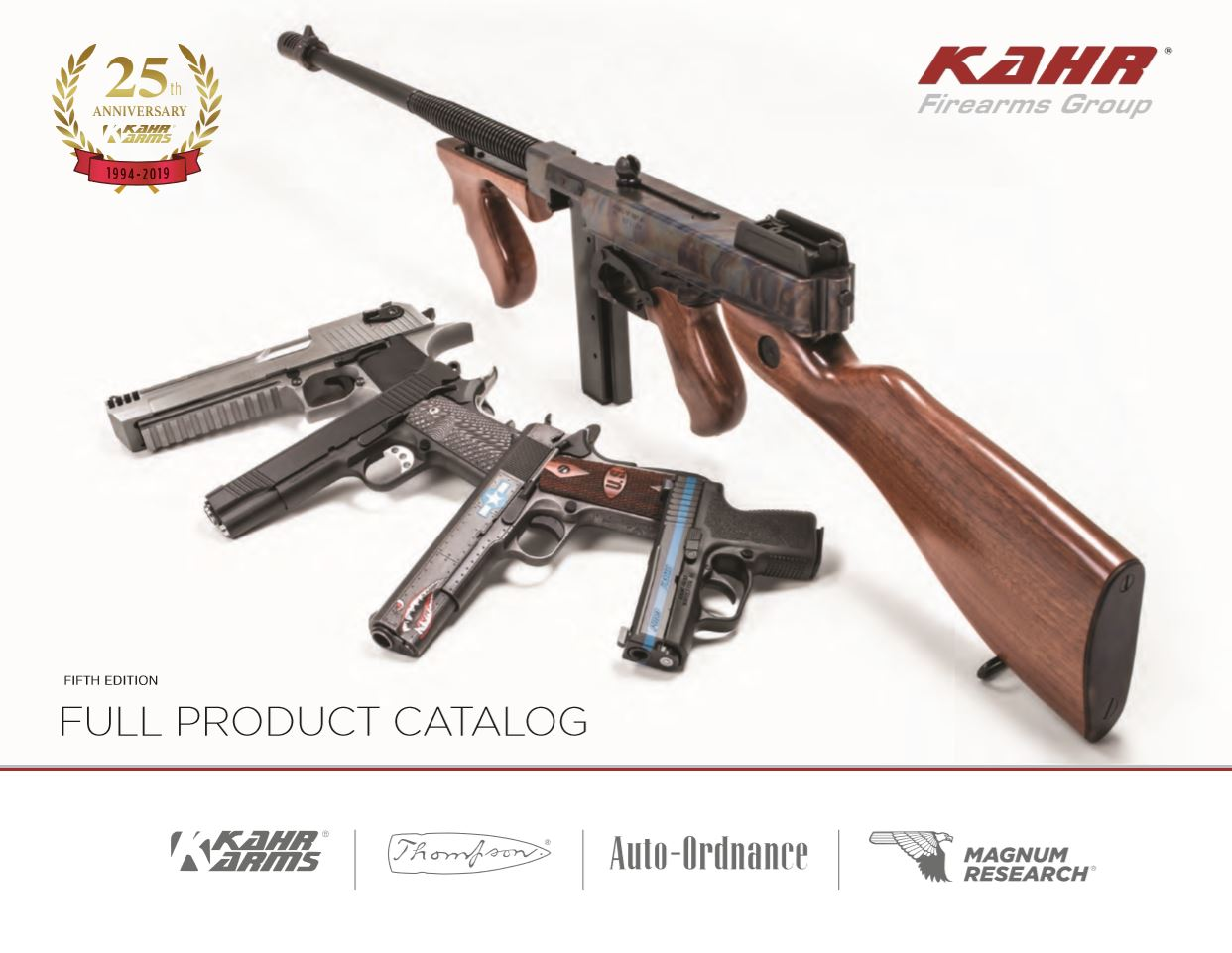 Kahr GC brochures manuals kahr arms a leader in technology and innovation